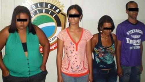 Polícia Civil prende quadrilha de estelionatários em Nova Andradina