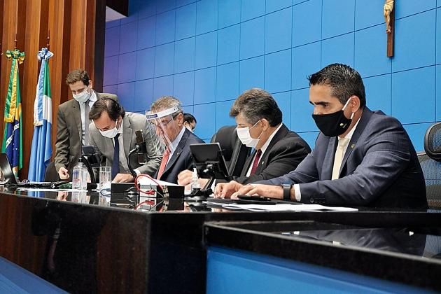 Assembleia referenda situação de calamidade pública em Sidrolândia e em outras 4 cidades