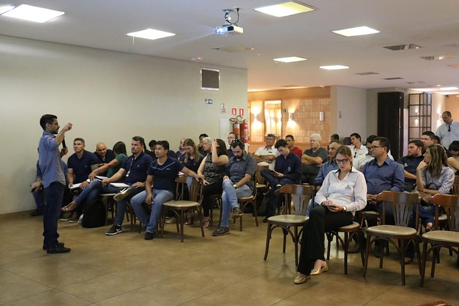 Corpal promove treinamento para corretores imobiliários em Dourados
