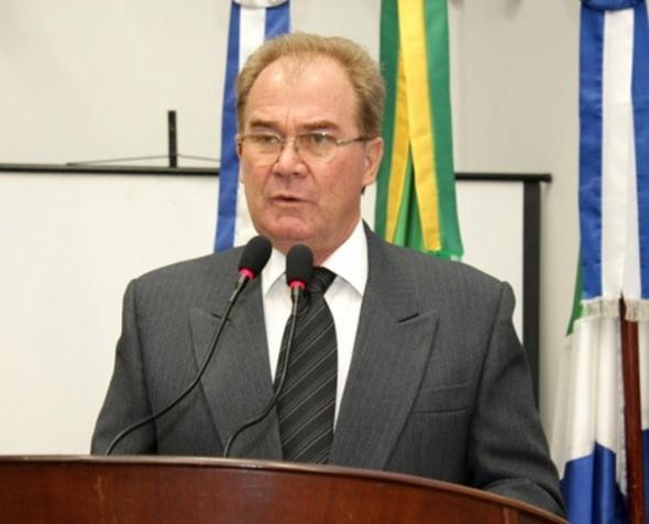 Idenor toma posse hoje como presidente da Câmara em clima de paz