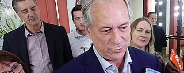 Ciro Gomes defende candidatura de Dagoberto para prefeitura da Capital