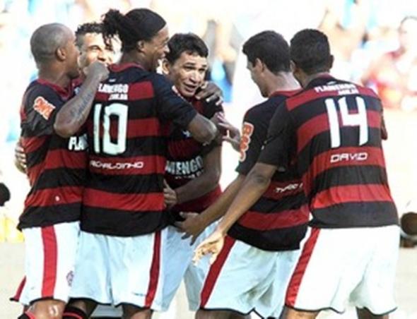 Flamengo elimina Fortaleza e passa para oitavas da Copa do Brasil