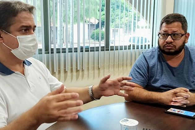 Exames do prefeito de Sidrolândia e secretário de Governo dão negativos para coronavirus