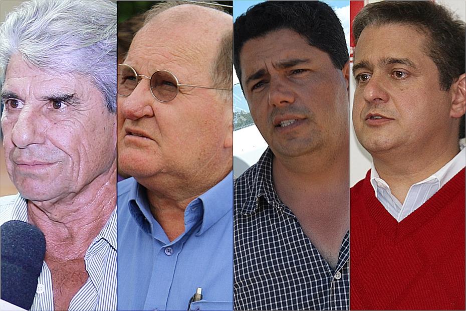 Em cenário pulverizado, com 7 candidatos, Daltro mantém liderança com 20,66%