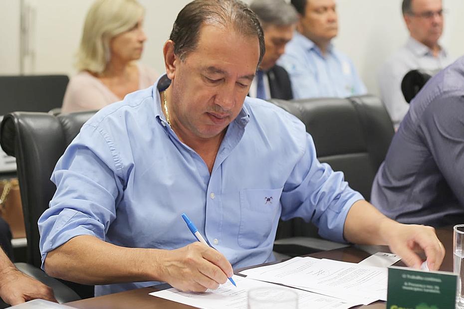 Para Gerson, chegada do gás vai ajudar na atração de investimentos