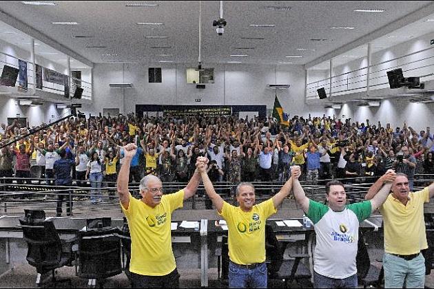 Em MS, partido de Bolsonaro tem o dobro de adesões necessárias