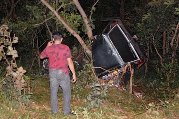 Jovem morre depois de colidir veículo com boi
