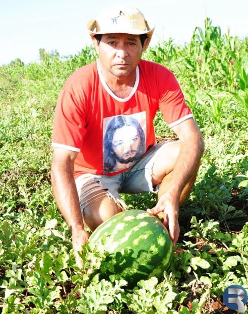 Pequeno produtor do Eldorado perde plantação por falta de transporte