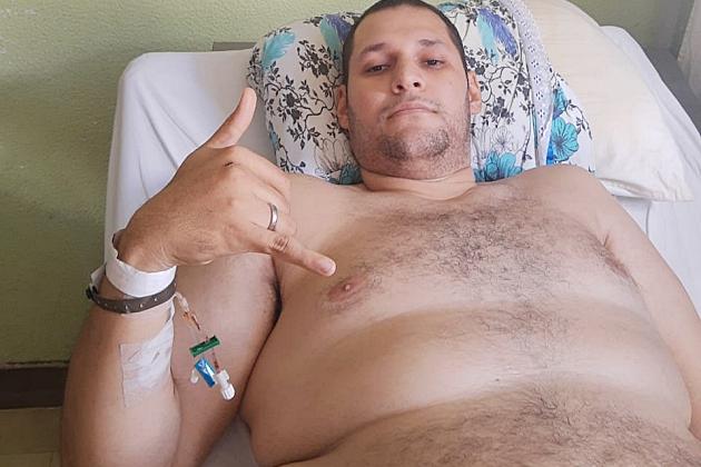 Jovem que teve parte da perna amputada depois de acidente pode receber alta no domingo