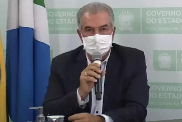 Reinaldo pressiona prefeitos por medidas de isolamento social nos municípios
