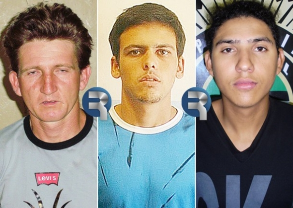 Quatro presos fogem da cadeia de Sidrolândia durante banho de sol
