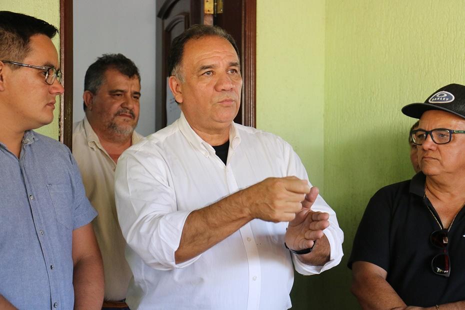 Superintendente do Incra confirma prioridade para titulação e descarta novos assentamentos