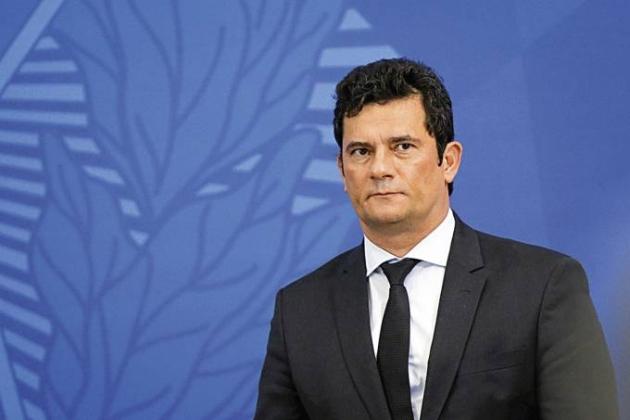 Pesquisa aponta Moro como um dos principais rivais de Bolsonaro em 2022