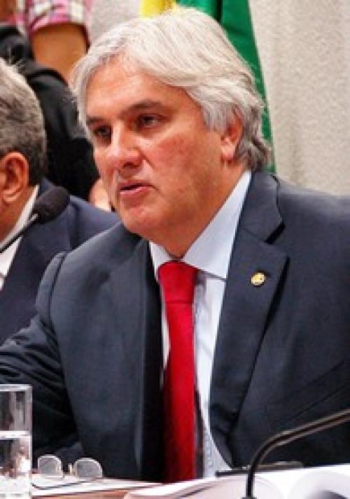 Delcídio assume presidência da CAE na semana que vem