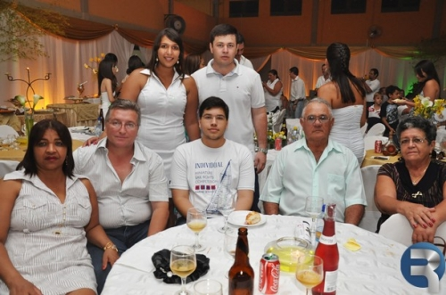 Sidrolandenses comemoram a chegada de 2011 em Revellion no PITU eventos