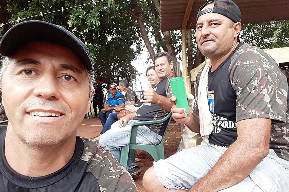 Soldados que serviram no GAC de Nioaque em 1988 se reúnem em Sidrolândia neste final de semana