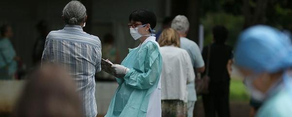 Segunda fase de imunização contra gripe atingiu 36% do público-alvo