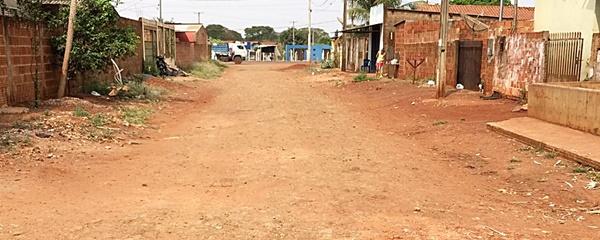 Com recurso extra, Prefeitura vai asfaltar mais dois bairros, Santa Marta e Petrópolis