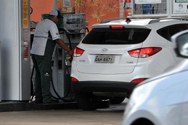 Gasolina pode ter novo aumento em Mato Grosso do Sul
