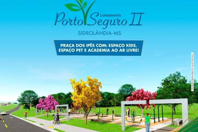 Financial resolve adiar lançamento do loteamento Porto Seguro II, programado para a próxima semana
