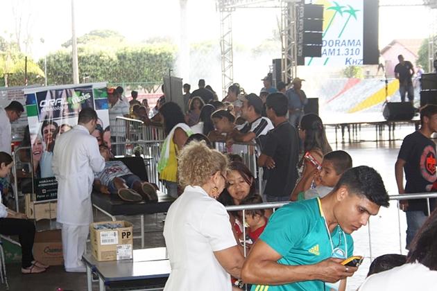 Igreja Cristo é Real promove 6ª ação social e cruzada evangelista em Sidrolândia neste sábado