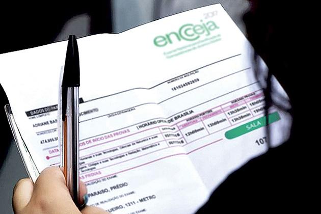 Encceja aplica prova nacional; gabarito sai no próximo dia 6