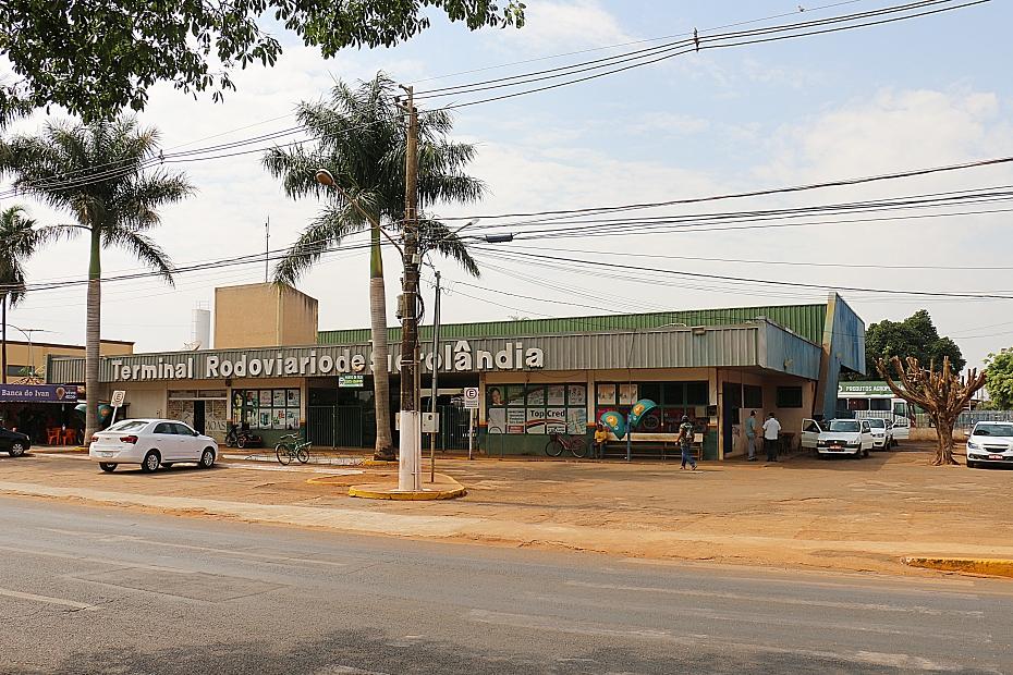 Inaugurada em 1991, rodoviária será reformada com investimento de R$ 750 mil