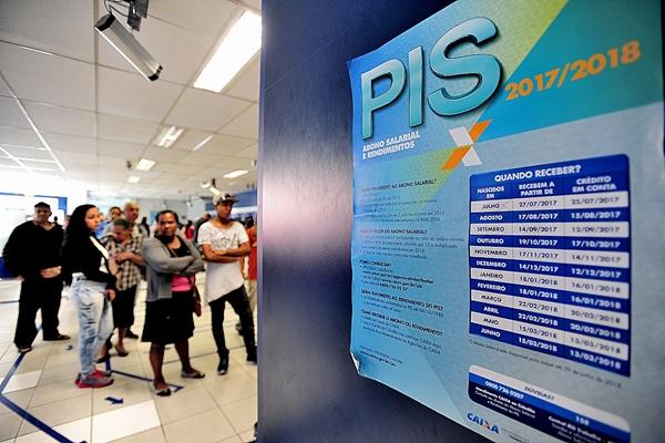 Abono PIS-Pasep: 1,85 milhão de trabalhadores ainda não sacaram benefício de 2016