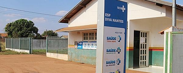 Prefeito assina dia 26, ordem de serviço para obras de reforma e ampliação do ESF Diva Nantes