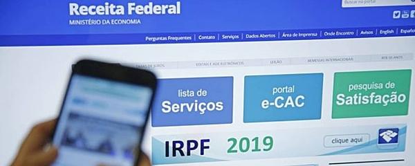 Receita Federal paga restituições do 6º lote do IR 2019 nesta segunda-feira