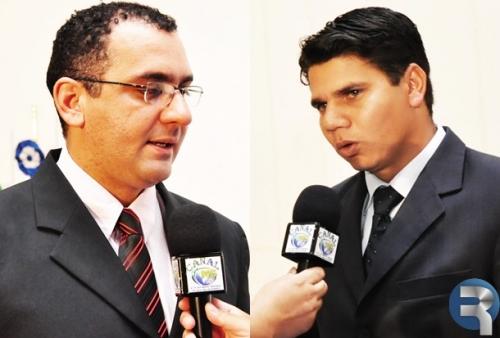 Jean Nazareth e Waldemar Acosta, darão entrevista na radio Pindorama hoje