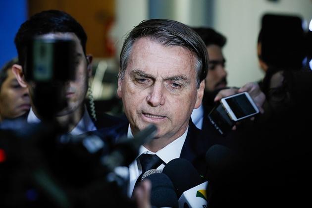 Bolsonaro diz que haverá quase 20 vetos em projeto sobre abuso de autoridade
