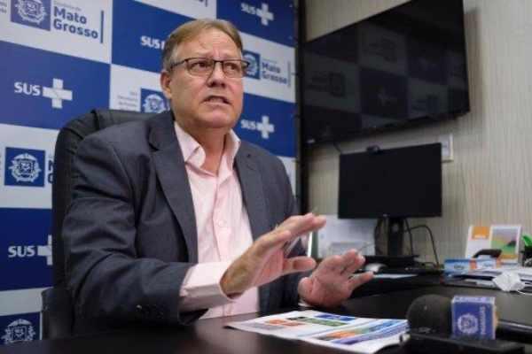 Mato Grosso registra 174 casos confirmados de coronavírus neste domingo