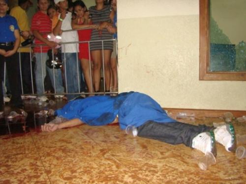 Jovem é assassinado com seis tiros em festa