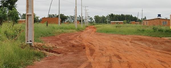 Sanesul espera recurso da Funasa para implantar rede de água no Capão Seco