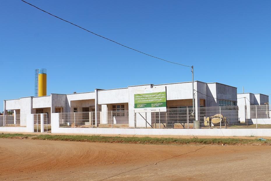 Prefeitura entra na Justiça contra FNDE para garantir recurso e concluir creche no Sidrolar