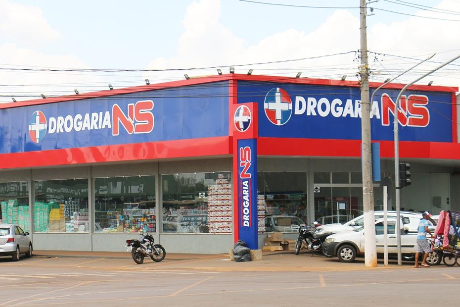 Com preços acessíveis, Drogaria NS vai inaugurar loja com 500m² nesta sexta-feira em Sidrolândia