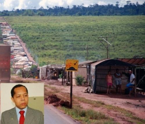 MPF aponta irregularidades em acampamentos de sem-terra no Estado