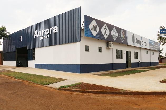 Há 20 anos no mercado, Aurora Pneus muda de endereço e aposta em conforto e praticidade