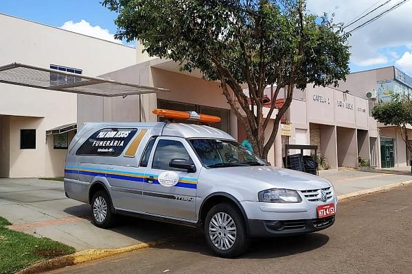 Comoção marca o sepultamento do jovem Pablo Ferreira