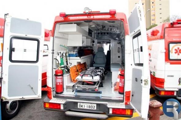 Sidrolândia não se estrutura e ambulância do SAMU está parada há um ano na Capital