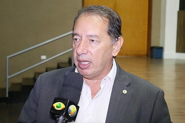 Gerson Claro é o novo líder do Governo na Assembleia e diz que missão será em favor do interesse público