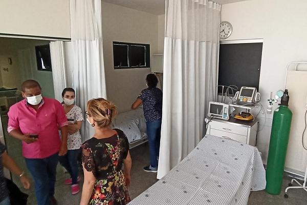 Sem dinheiro, Hospital faz campanhas para adquirir respiradores mecânicos e equipamentos de proteção para profissionais da saúde