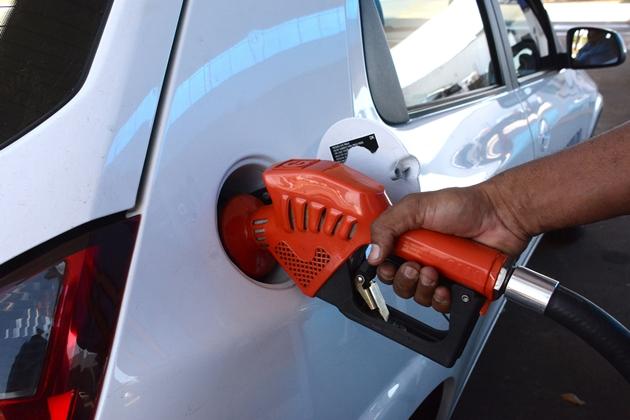 Preço médio da gasolina no Estado é o 3º menor do país, diz ANP