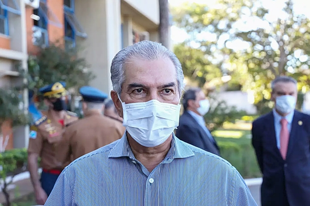 Reinaldo recomenda lockdown, mas diz respeitar autonomia das prefeituras