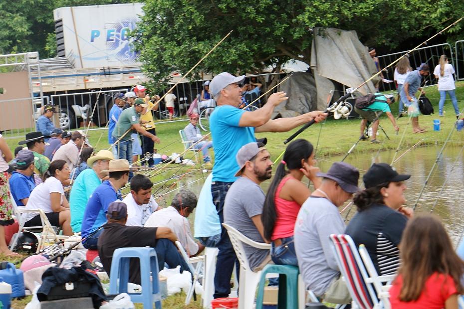 Feriado terá Sidro Pesc no Parque do Vacaria e música ao vivo em Sidrolândia