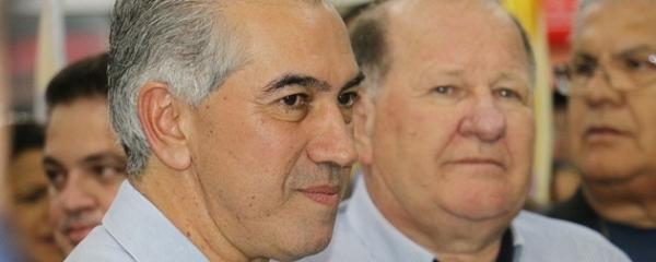 Reinaldo reúne Gerson e Enelvo para sugerir aliança política em Sidrolândia