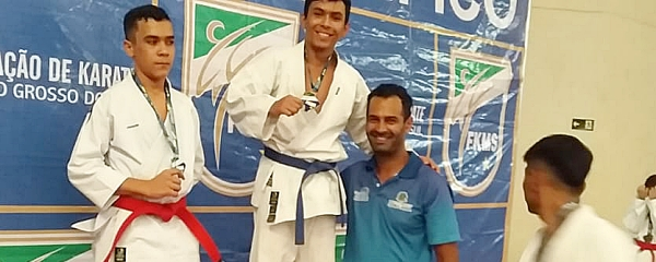 Gabriel Zarate passa a fazer parte do Team Nogueira de Campo Grande