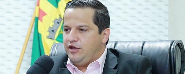 Presidente da Câmara devolve projeto da suplementação e diz que prefeito usa 'coronavírus' como manobra