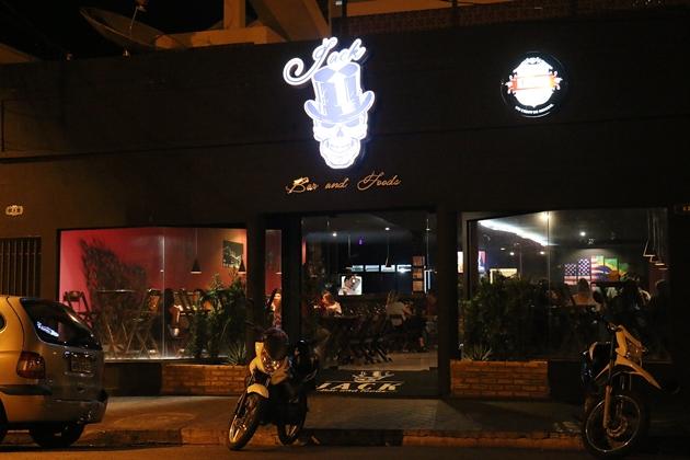 Jack Bar and Foods aposta em ambiente requintado, porções, chopp e drinks